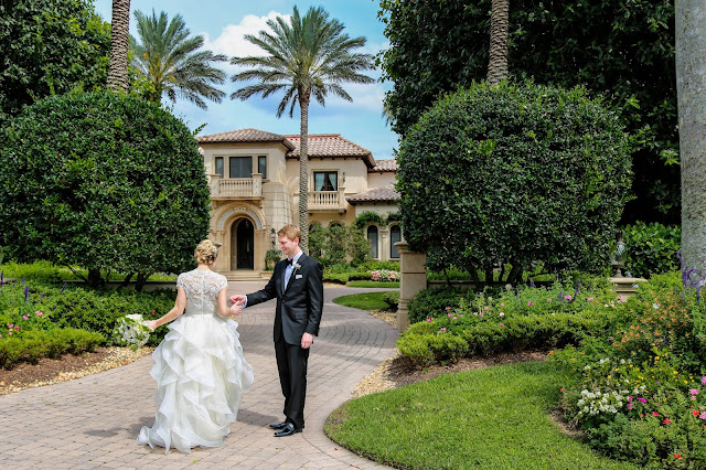 Naples Wedding Feature in The Knot