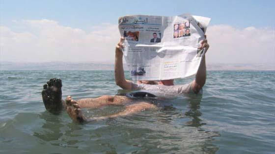 Ini Sebabnya Kenapa Anda Dilarang Melancong Ke Tempat Yang Dimurkai Allah Seperti Laut Mati Di Jordan