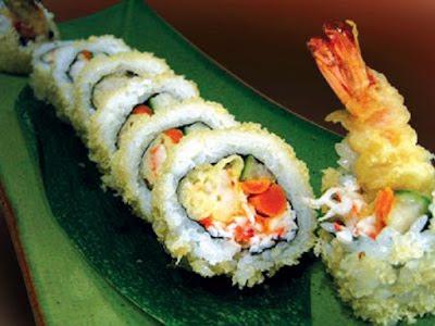 Tips/Cara Membuat Sushi Lezat Dengan Pemilihan Beras