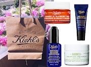 Pirma pažintis su KIEHL'S ir labiausiai patikę produktai