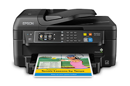 Download Epson WorkForce WF-2760 Drivers