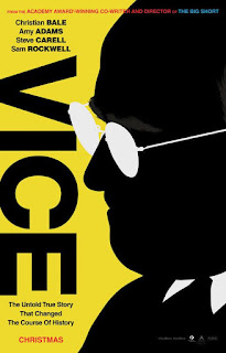 Vice - Poster & Trailer