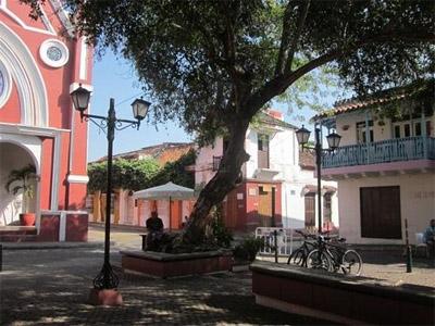 Plaza San Diego - Cartegena