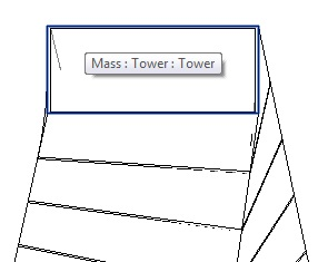 Revit Architecture 2013 Essential: Create Roof by Mass