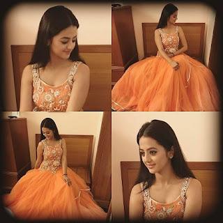 Helly Shah, Pemeran Swara di Serial Drama Swaragini ANTV