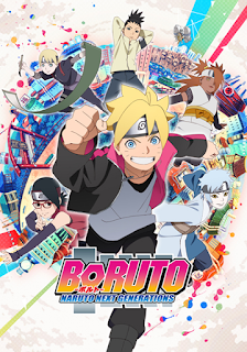 Boruto 011 - A Sombra do Fantasma