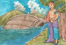 Legenda Tangkuban Perahu Dalam Bahasa Inggris