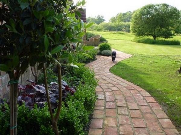 Garden Paths A Creative Decorating