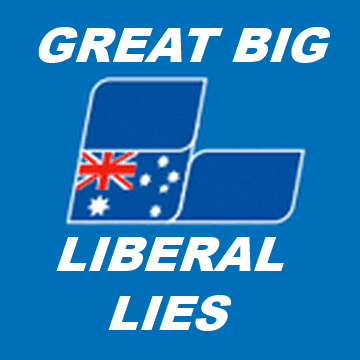 Great Big Liberal Lies