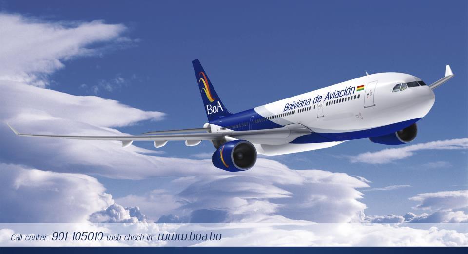 Flyingphotos Magazine News: BoA to wet-lease A330-200 for new Santa