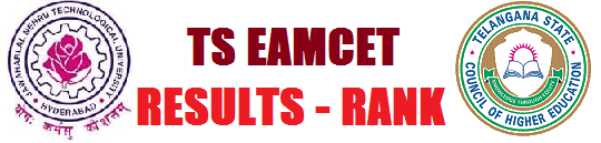 TS EAMCET Results Rank Card