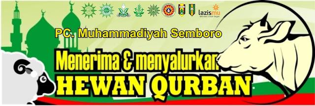 Panitia Qurban PCM Semboro