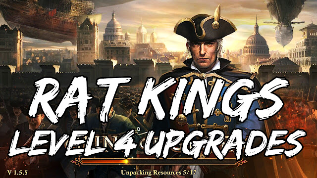GUNS OF GLORY On PC • Level 4 Upgrades & Rat Kings