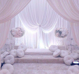 pelamin cantik simple 2017