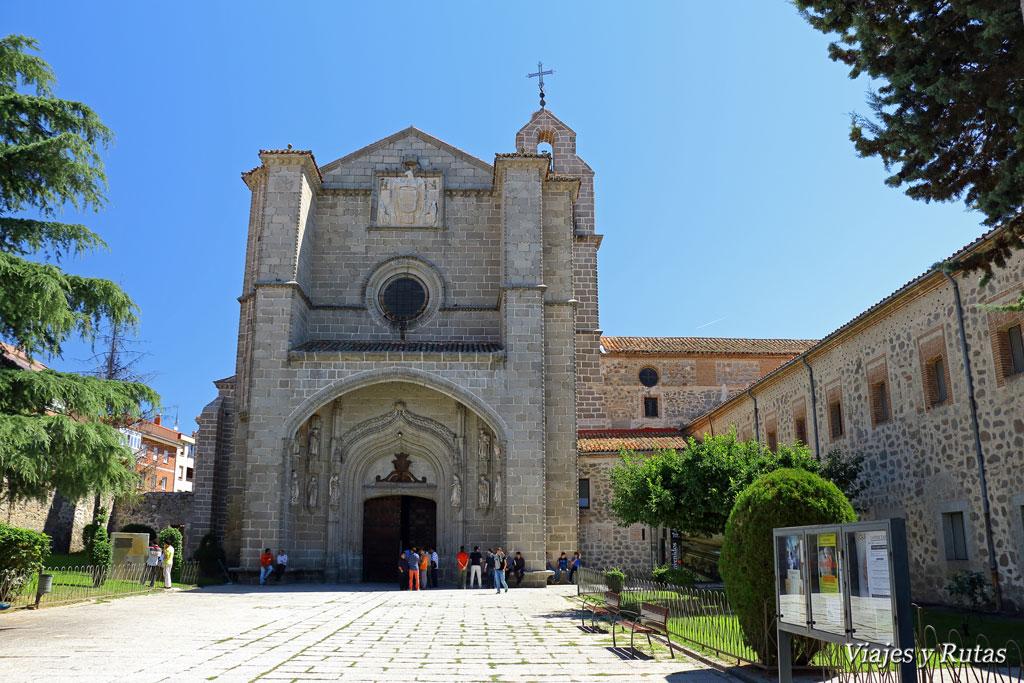 Real Monasterio de Santo Tomás, Ávila