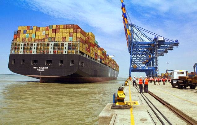 NEWS | India's National Maritime Day: Why Mundra Port is the Country's Greenest