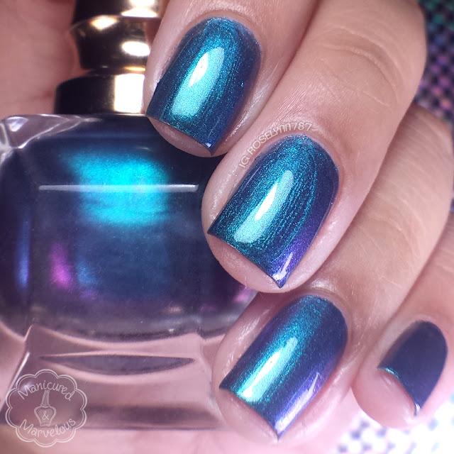Christian Louboutin Scarabée II Violet Blue