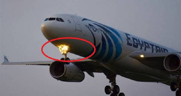 الكشف عن لغز الـ7 دقائق الأخيرة قبل سقوط الطائرة المصرية