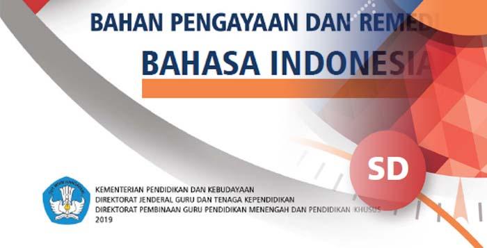 Bahan Pengayaan dan Remediasi PPG SD Bahasa Indonesia