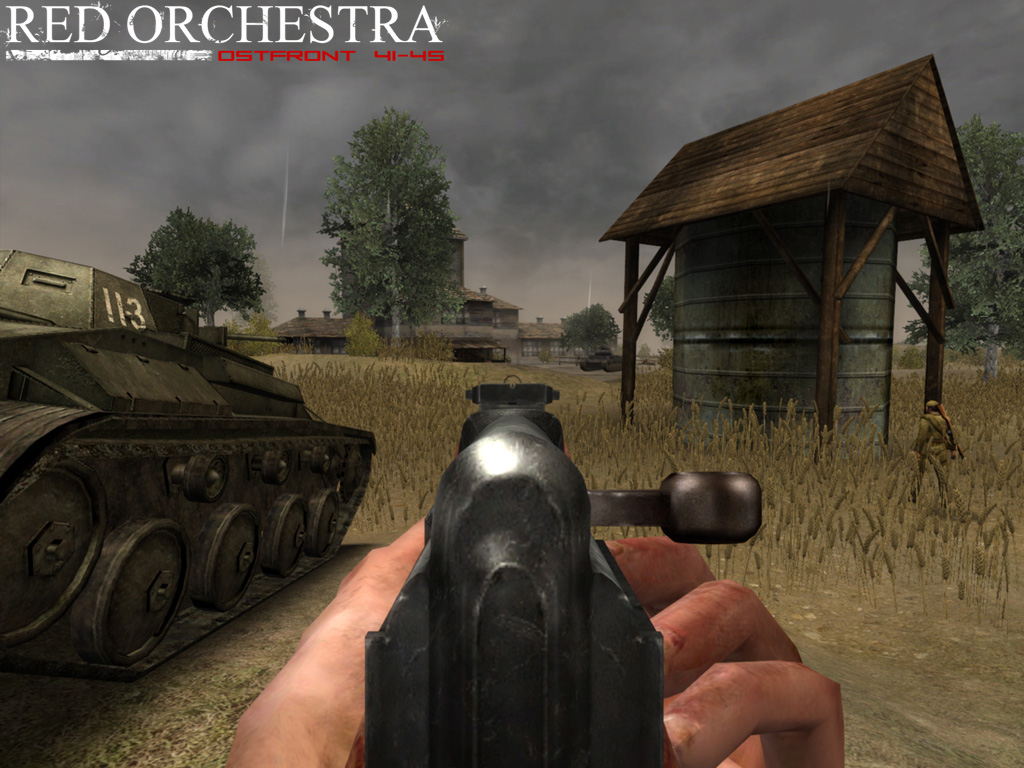 Red Orchestra: Ostfront 41-45 Windows game - Mod DB