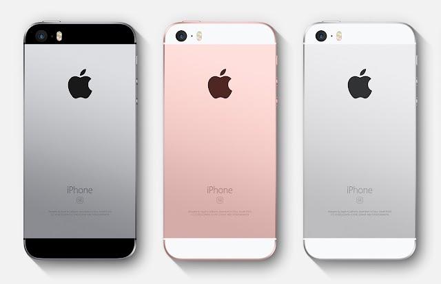 Apple présente son iPhone SE !