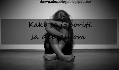 SAVJETNICA #1 : Kako se izboriti sa depresijom? 😰