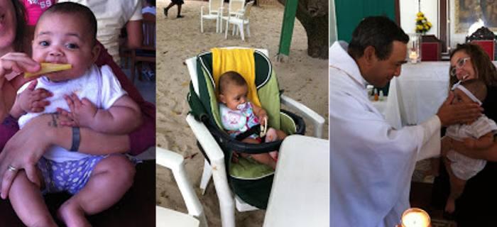 Amy a Santo Domingo - Mamme in viaggio