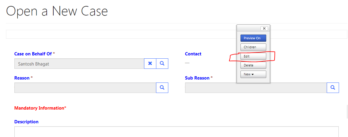 Dynamics CRM: Dynamics Portal-Note Required Based On Quick