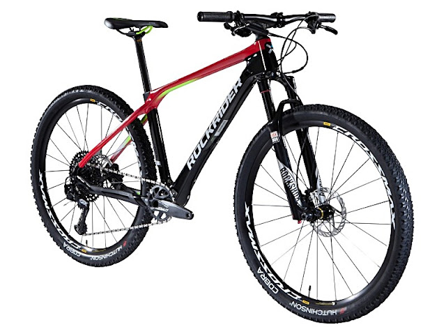 DECATHLON ROCKRIDER XC 900 27,5""