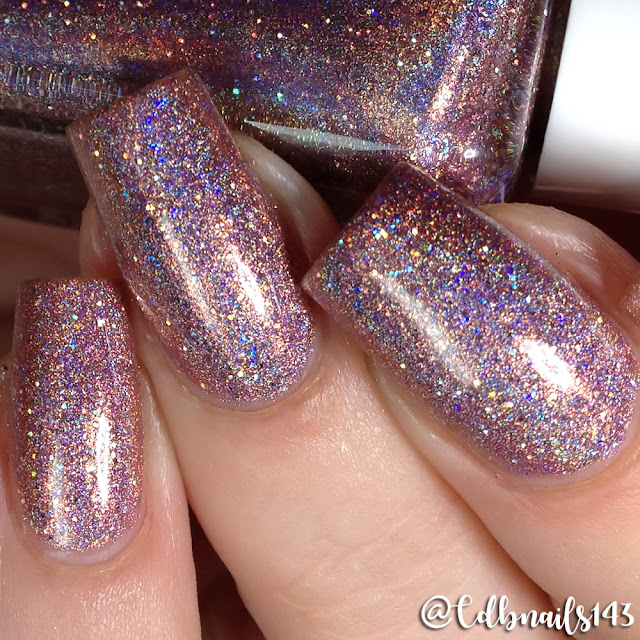 Glam Polish-The Last Holo