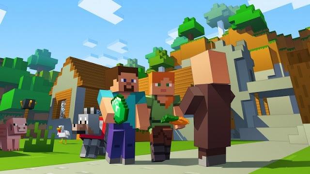 تحديث دقة 4K للعبة Minecraft على جهاز Xbox One X يحصل على موعد نهائي