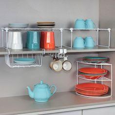 536feebf1d4cf319e612ebc65668e103 - Ideias para organizar sua cozinha