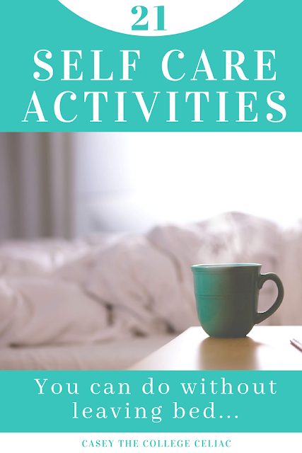 21 Self Care Activities You Can Do Without Leaving Bed