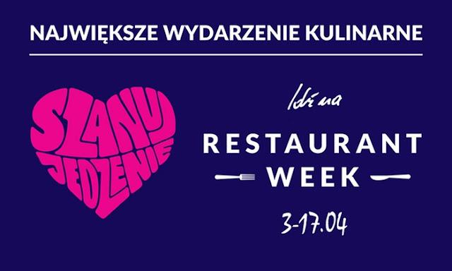 Restaurant Week - sprawdź ofertę!