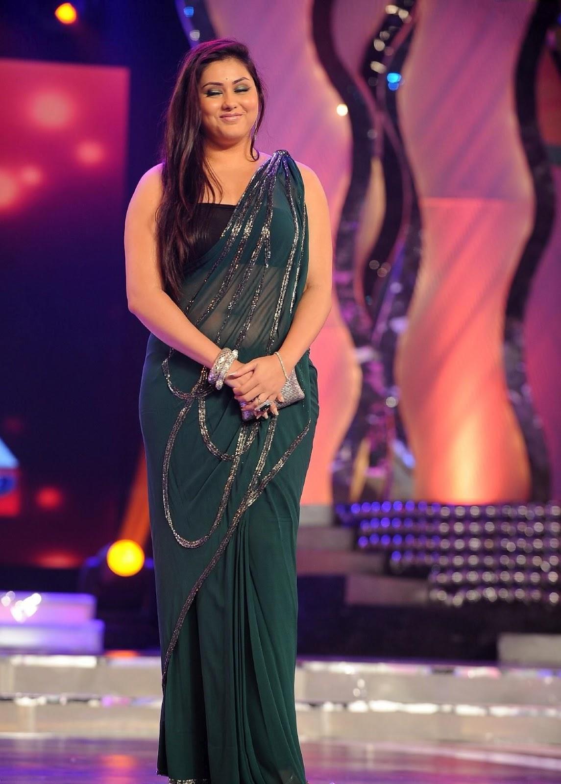 Namitha Maya at lux cinema award 2012 - latest stills 004