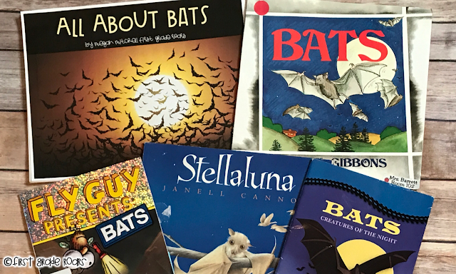 Batty Week Guided Reading with a Purpose Fact or Opinion | First Grade Roars