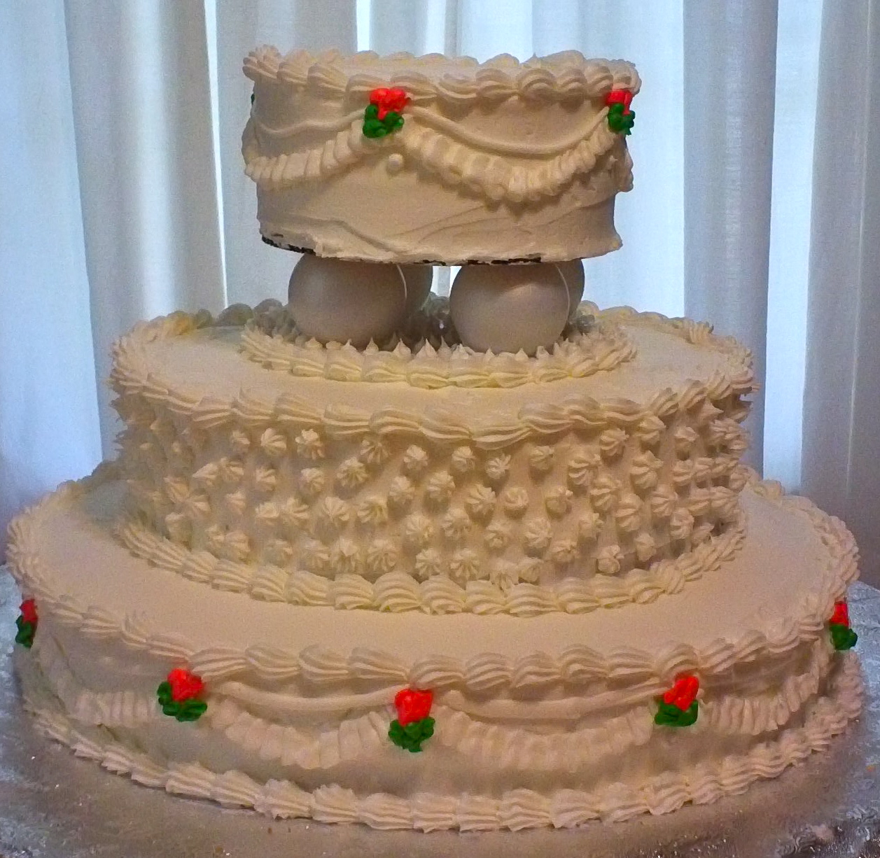 Debbie's Little Cakes: 15 Year Vow Renewal