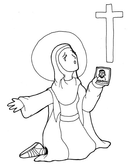 Dibujos para catequesis: agosto 2016