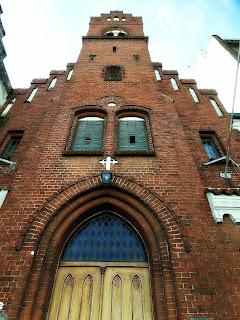 Igreja Danesa - Dansk Kirke (Igreja Luterana Dinamarquesa), Buenos Aires