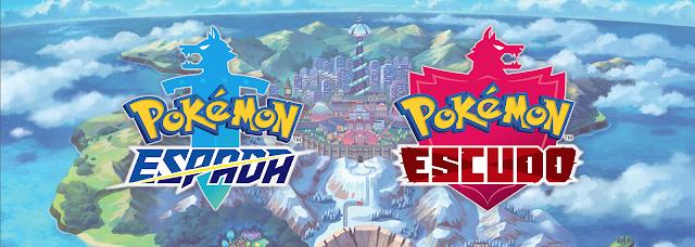 Anunciados Pokémon Espada y Pokémon Escudo para finales de 2019