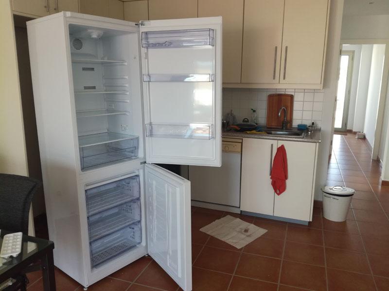 Il nuovo frigorifero