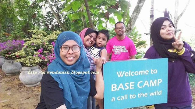 CAMPING DAN BARBEKU DI ESCAPE PENANG BY PROJEK BLOGGER UTARA FAMILIA | REVIEW