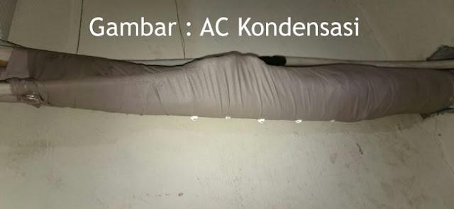 contoh ac kondensasi