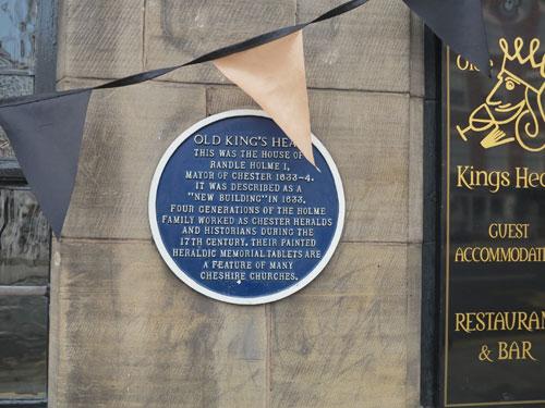 Ye Olde King's Head Chester, UK