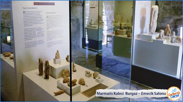 Marmaris-Kalesi-Burgaz-Emecik-Salonu
