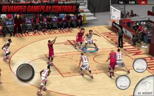 NBA 2K17 MOD APK+DATA Unlimited Money