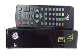 Atualização ITV Figth 4K V 1.104 - 29/05/2018
