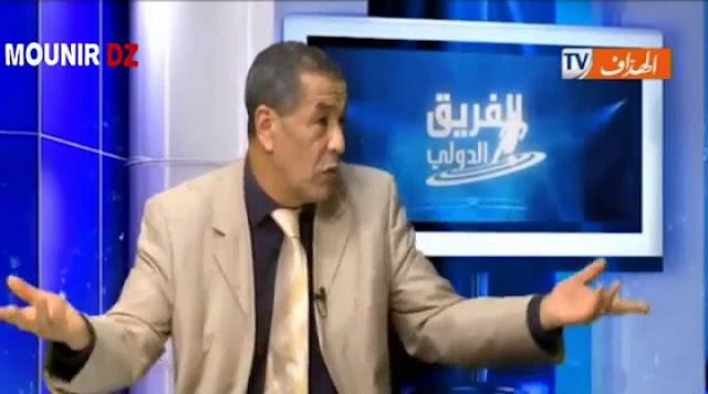 """VIDÉO. Ali Bencheikh """"Si cette génération ne gagne pas la coupe d'Afrique, on va revenir à zéro """""""