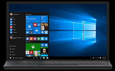 Download Windows 10 Build 14295 ISO