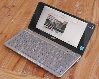 Jual Laptop Saku Sony Vaio P530H - P Series